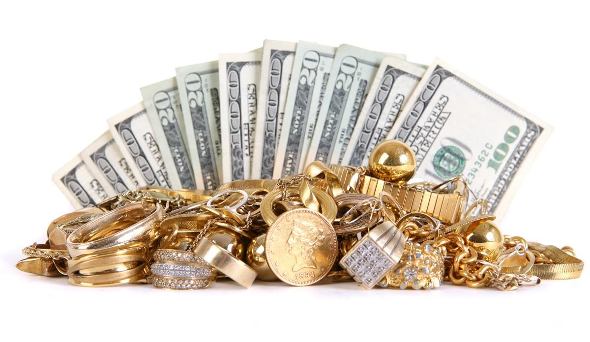 Hukum Trade In emas