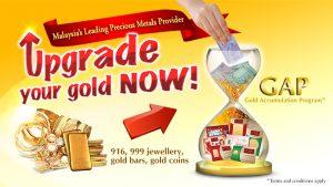 Trade in emas