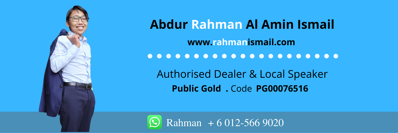 RahmanIsmail.Com